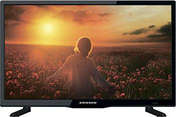 цена на LED телевизор Erisson 22 FLE 20 T2 черный