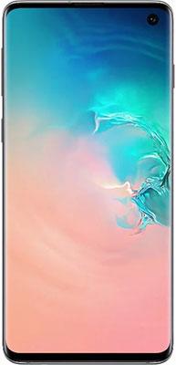 Смартфон Samsung Galaxy S10 128GB SM-G973F перламутр смартфон samsung galaxy s10 8 128gb sm g975f red