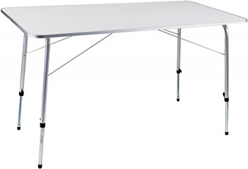 Складной стол TREK PLANET 70662 PICNIC 120 стол woodland picnic table luxe 80x60x68 t 202