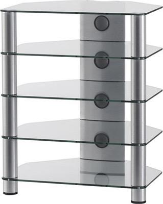 Фото - Подставка под телевизор Sonorous RX 2150 C-SLV подставка под тарелку dal pozzo подставка под тарелку