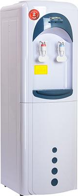 Кулер для воды Aqua Work 16 LW/HLN (бело-синий)