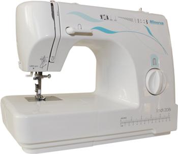 Швейная машина Minerva Indi 208 i sewing machine minerva indi 219i
