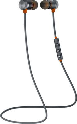 Фото - Вставные наушники Defender OutFit B 710 черный оранжевый 63712 наушники jvc ha fx9bt b черный