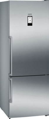 лучшая цена Двухкамерный холодильник Siemens KG 56 NHI 20 R