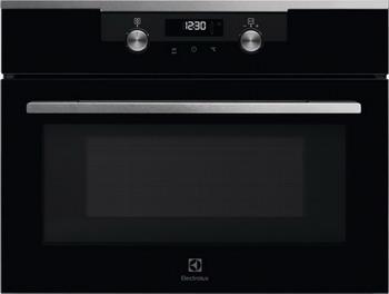 Встраиваемый электрический духовой шкаф Electrolux VKL6E 40 X Intuit CombiQuick