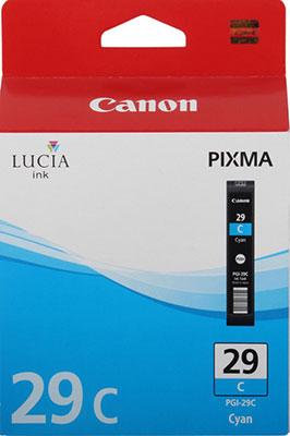 Картридж Canon PGI-29 C 4873 B 001 Голубой