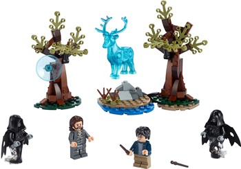 Конструктор Lego Harry Potter TM 75945 Экспекто Патронум!