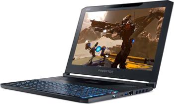Ноутбук ACER Triton 700 PT715-51-78SU i7 (NH.Q2KER.003) ноутбук acer extensa ex2520g 537t nx efder 003 nx efder 003