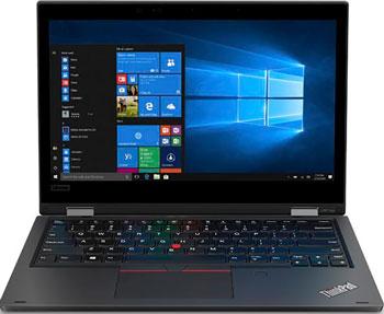 Ноутбук Lenovo ThinkPad L390 Yoga i3 (20NT000YRT) черный