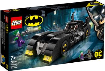 Конструктор Lego Бэтмобиль: Погоня за Джокером 76119 цена 2017