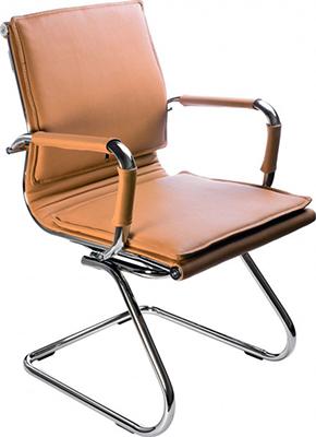 Фото - Кресло Бюрократ CH-993-Low-V/Camel светло-коричневый кресло бюрократ ch 993 low v ivory