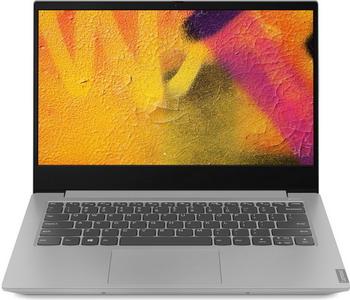 Ноутбук Lenovo Ideapad S340-14IWL 81N700HTRK серый все цены