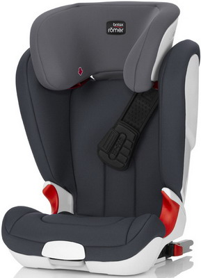 Автокресло Britax Roemer Kidfix XP Storm Grey Trendline 2000029206 автокресло детское britax roemer baby safe2 i size storm grey trendline до 13 кг