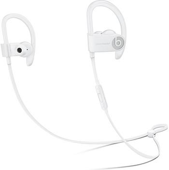 Вставные наушники Beats Powerbeats3 цвет белый ML8W2EE/A портативная колонка beats pill белый [ml4p2ze a]