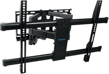 Фото - Кронштейн для телевизоров Kromax GALACTIC-56 black кронштейн для телевизоров kromax flat 5 black