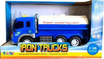 Машинка Fun Toy Грузовик инерционный электромеханический 44404/4