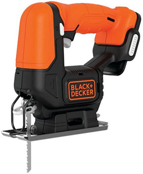 Лобзик Black&Decker BDCJS12N-XJ
