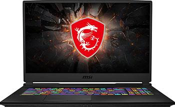 Ноутбук MSI GL75 9SCK-011RU (9S7-17E412-011) Черный msi pro 24 6nc 011ru core i3 6100 2 3ghz 23 6 4gb 1tb dvd gt 930mx w10 home 64 9s6 ae9311 011