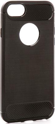 Чехол (клип-кейс) Eva для Apple IPhone 6/6s - Черный/Карбон (IP8A012B-6) чехол для iphone 6 mitya veselkov париж