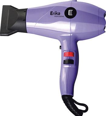 Фен Erika HDR002V фиолетовый фен ga ma tempo 2200вт фиолетовый