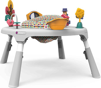 Игровой центр Oribel Страна чудес CY303-90007-INT-R пластиковая мебель oribel табуреты для детей страна чудес