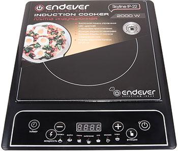 Настольная плита Endever
