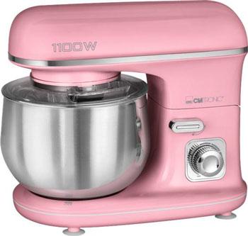 Кухонный комбайн Clatronic KM 3711 pink кухонный комбайн clatronic km 3712 titan