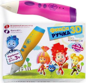 Набор для 3D рисования Funtastique FIXI COOL (Пурпурный) FPN01P недорого
