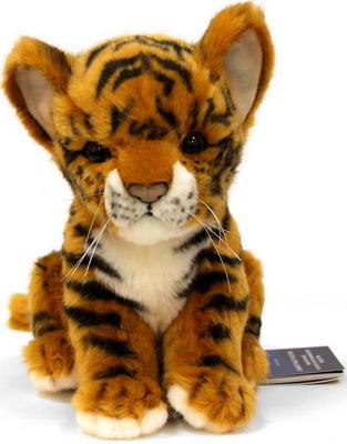 цена на Мягкая игрушка Hansa Creation 7280 Тигренок 17 см