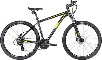 Велосипед Stinger 27 5'' Graphite Pro 18'' черный