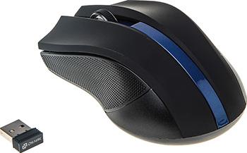 Беспроводная мышь Oklick 615MW черный/синий