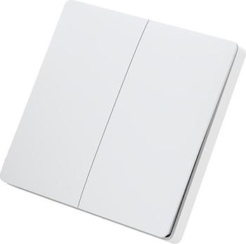 Беспроводной выключатель Xiaomi AQARA wireless remote switch (2 кнопки) (WXKG02LM)