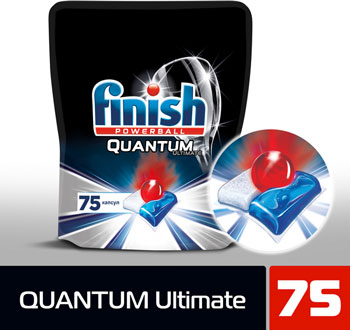 Капсулы FINISH 3120823 75 шт дойпак Quantum Ultimate недорого