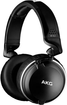 Наушники проводные мониторные AKG K182 (3103H00030) наушники проводные мониторные akg k240 mkii 2058x00190