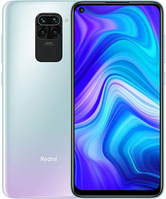 Смартфон Xiaomi Redmi Note 9 RU Polar White 4/128GB