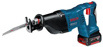 Сабельная пила, аллигатор Bosch GSA 18V-LI + GBA 18 В 4 0 А*ч + GAL 18V-40 0615990L6H быстрозарядное устройство bosch gal 1880 cv для li ion 14 4 в и 18 в professional 1600a00b8g