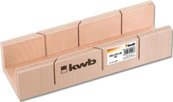 Стусло Kwb деревянное 245х53х40 3110-26