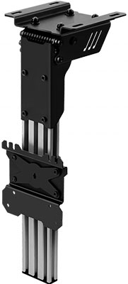 Фото - Кронштейн для телевизоров ONKRON CR1S черный кронштейн для телевизоров onkron np47 черный
