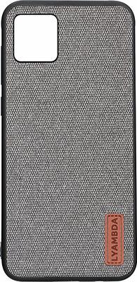 Фото - Чеxол (клип-кейс) Lyambda REGUL для iPhone 12 Mini (LA06-1254-GR) Grey чеxол клип кейс lyambda eris для iphone 12 mini la11 1254 gr green
