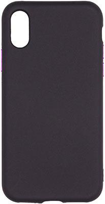 Фото - Чеxол (клип-кейс) Eva EVA чехол для IPhone Apple X/XS - Черный 7279/X-B чеxол клип кейс eva для apple iphone xr чёрный 7279 xr b
