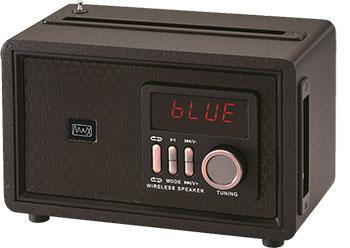 Портативная акустика MAX MR-361 Black