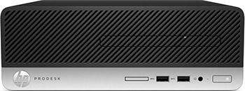 Компьютер HP ProDesk 400 (7PG45EA) черный