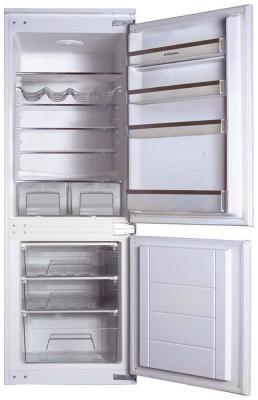Встраиваемый двухкамерный холодильник Hansa BK 315.3 встраиваемый холодильник hansa bk318 3v