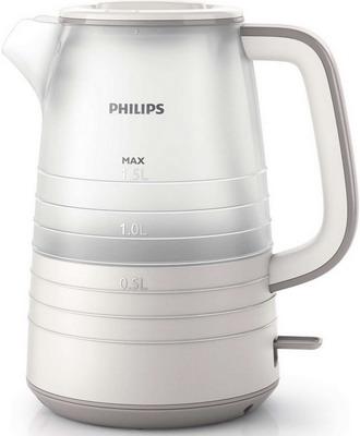 Чайник электрический Philips HD 9336/21 Daily Collection philips hd 2392 00 daily collection белая