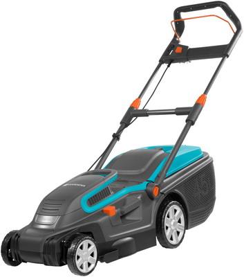 Колесная газонокосилка Gardena PowerMax 1600/37 5037-20 газонокосилка роторная gardena powermax 1600 37 05037 20 000 00