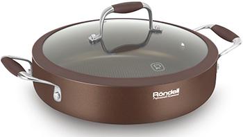 Сотейник Rondell RDA-282 Mocco&Latte сотейник rondell 574 rda 24 см алюминий