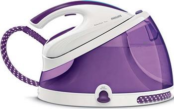 Гладильная система Philips GC 8625/30 PerfectCare Aqua белый/фиолетовый гладильная система philips gc 6804 20