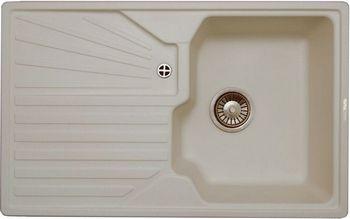 Кухонная мойка LAVA L.5 (LATTE белый)