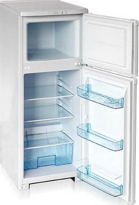 Двухкамерный холодильник Бирюса 122 холодильник бирюса б 633 двухкамерный белый