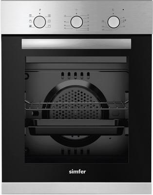 Встраиваемый электрический духовой шкаф Simfer B4EM 16011 все цены